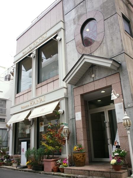 HANAI 店