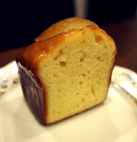 デ・ガトー・エ・デュ・パン Cake Citron 断面