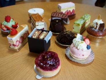 洋菓子会 ラインナップ