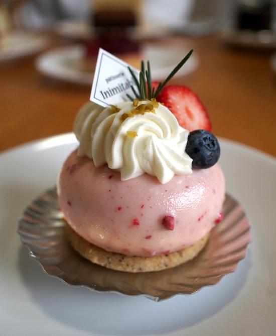 洋菓子会 イニミターブル フレゼット