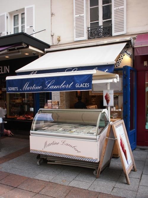 マルティーヌ・ランベール 店