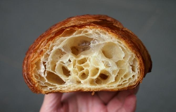 ティエリー・マークス Croissant 断面