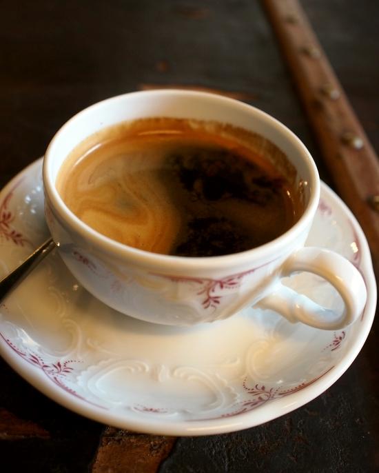 カフェ・ロミ Allongé