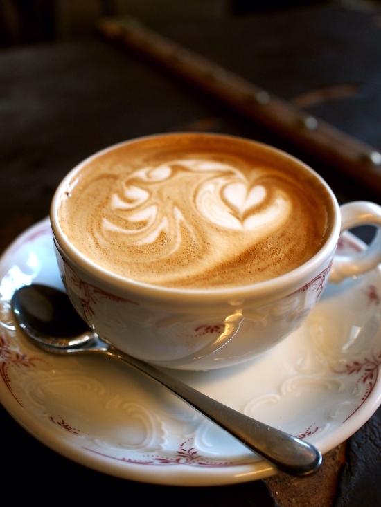 カフェ・ロミ Cappuccino