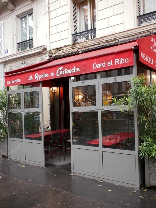ル・ルペール・ドゥ・キャルトゥーシュ 店 1