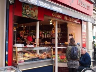 Boucherie Pernety 店