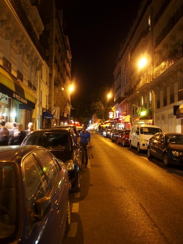 Rue du Montparnasse 1