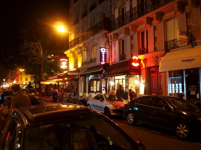 Rue du Montparnasse 2