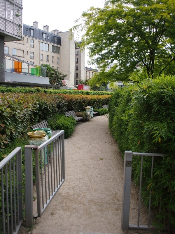 Jardin de la Folie-Titon