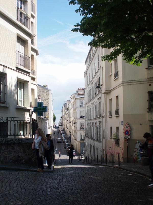 Rue Berthe