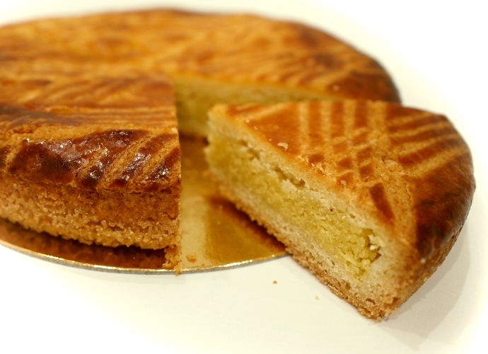 ブレ・シュクレ (Blé Sucré) Gâteau basque