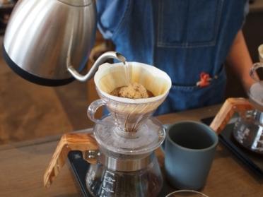 ROKUMEI COFFEE ハンドドリップ