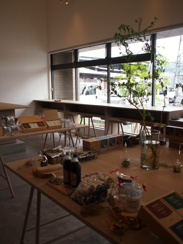 ROKUMEI COFFEE 店内2
