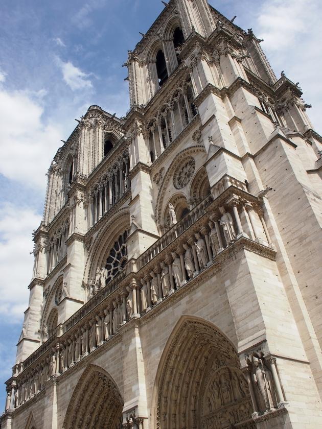 Cathédrale Notre-Dame de Paris 1
