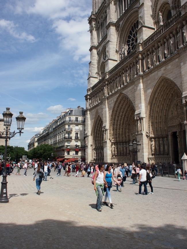 Cathédrale Notre-Dame de Paris 6