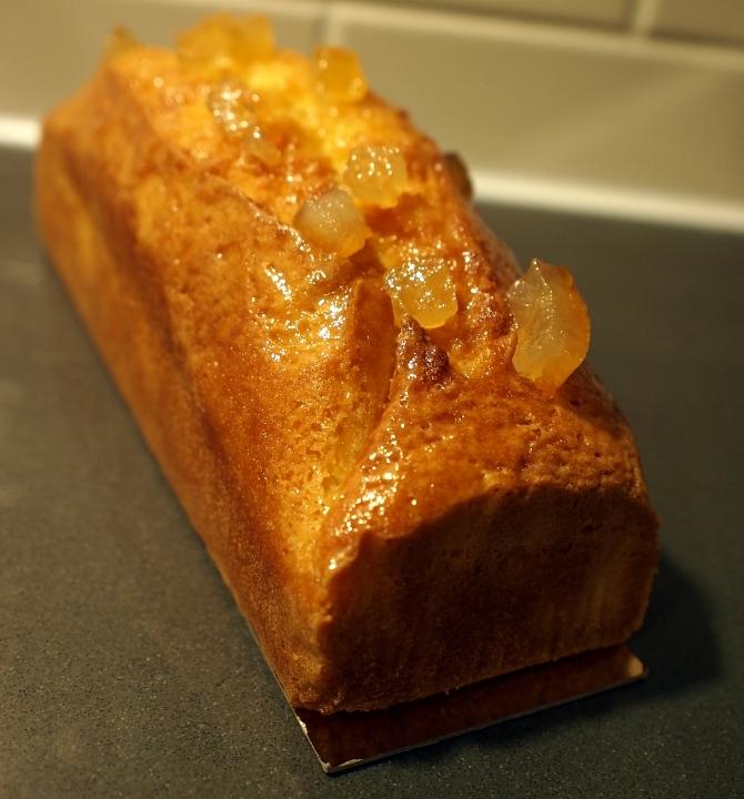 KL Pâtisserie Cake Citron