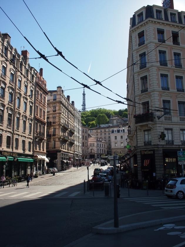 Rue Octavio Mey