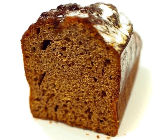 KLPâtisserie Cake Pain d'Épices 断面