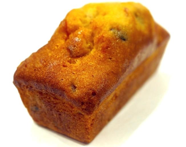 アラン・ロランシー Cake aux Fruits Confits 7.2€