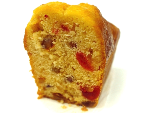 アラン・ロランシー Cake aux Fruits Confits 断面