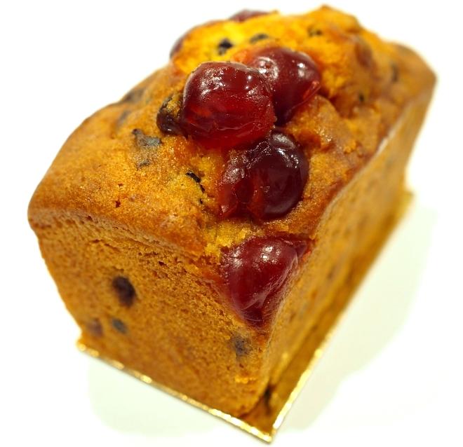 ジェラール・ミュロ Cake aux fruits confits