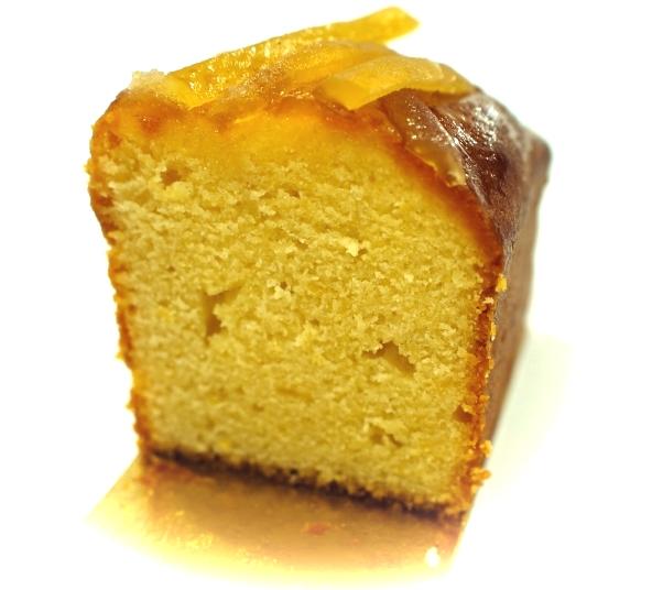 ジェラール・ミュロ Cake Citron 断面