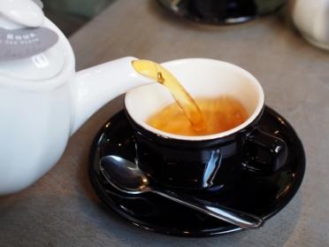 サロン・ド・テ・ルルー 紅茶