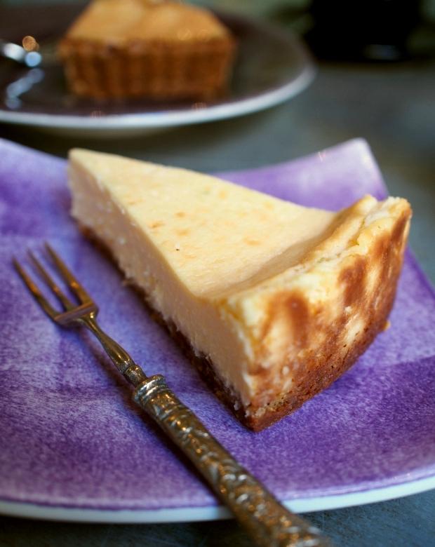 ルルー ライムチーズケーキ