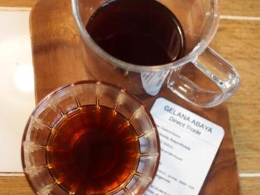 クチューム・カフェ Ethiopie Gelana Abaya 6€