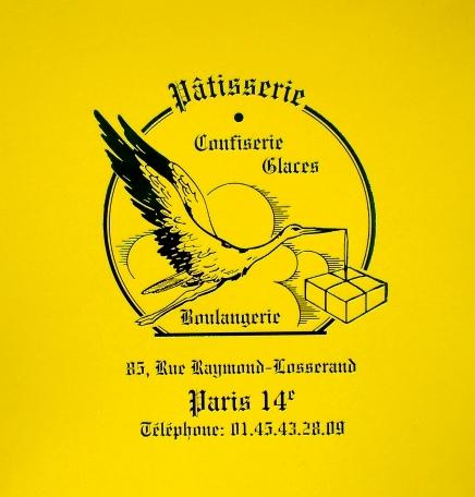 Aux Boîtes Jaunes ロゴ