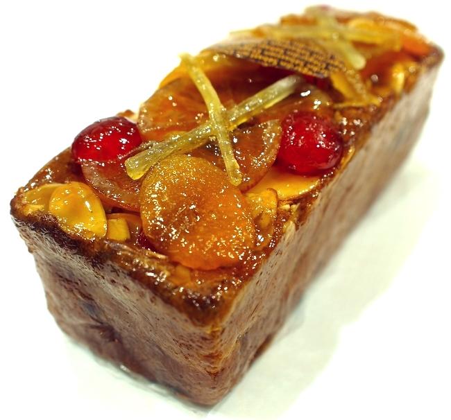 セバスチャン・デガルダン Cake aux Fruits Confits 15€