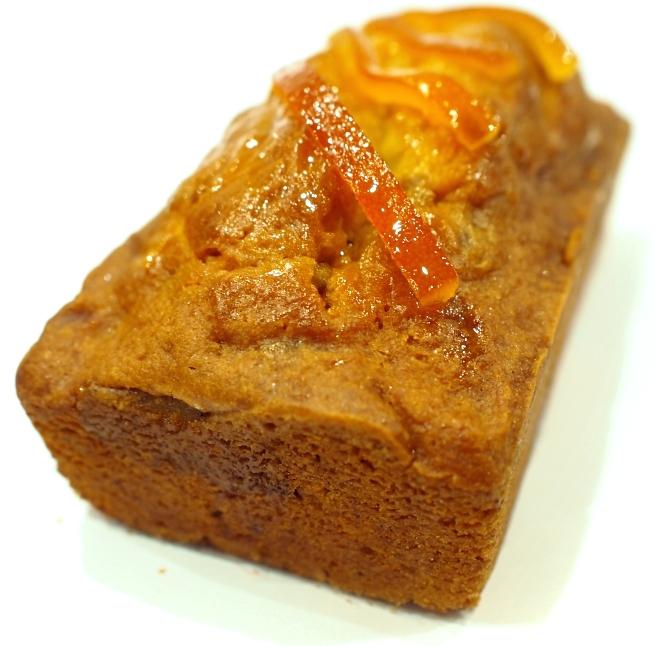 ベルナション Cake aux oranges confites
