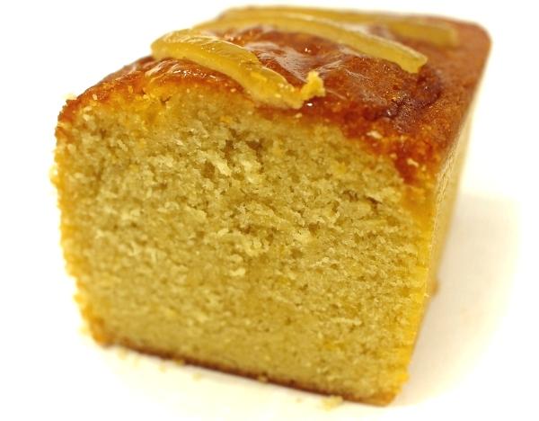 ベルナション Cake  au citron 断面