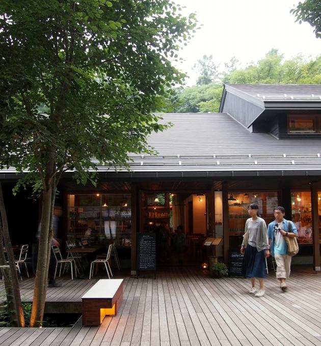 サジロ カフェ 店