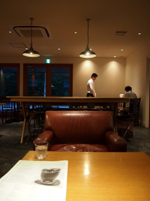 丸山珈琲 店内2