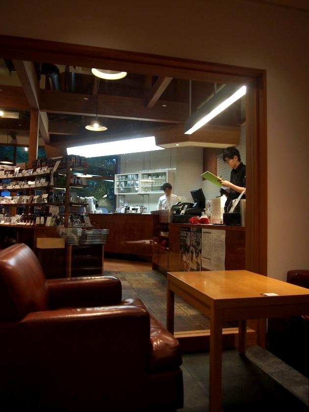 丸山珈琲 店内1