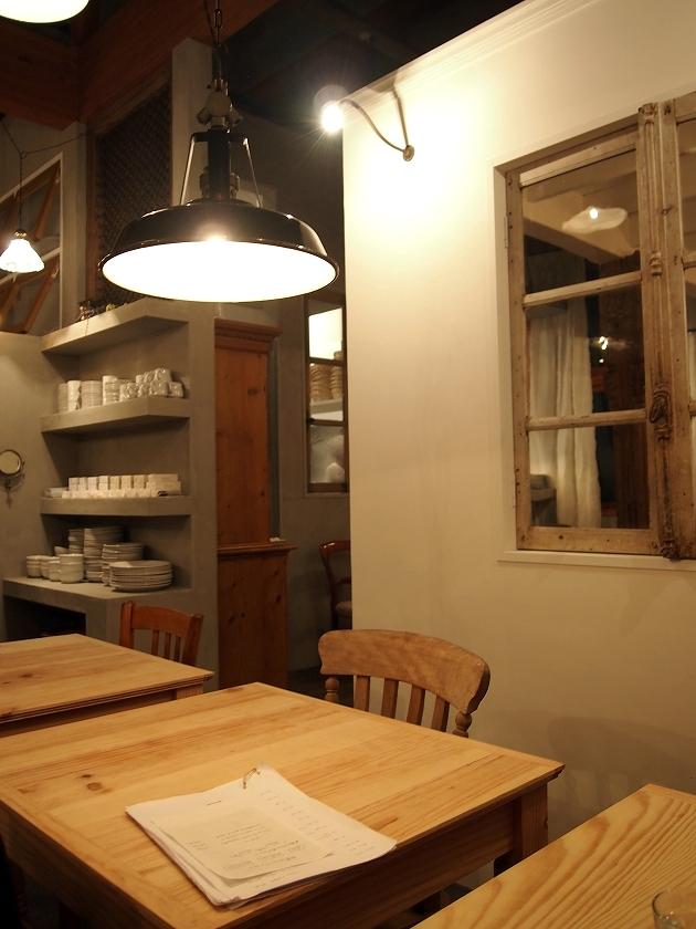 サジロ カフェ 店内2