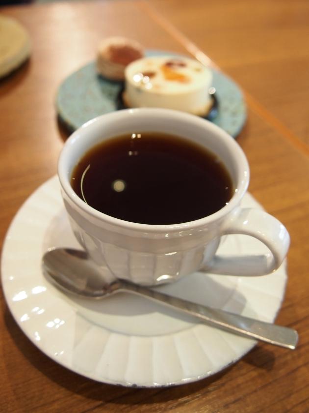 なかたに亭 コーヒー