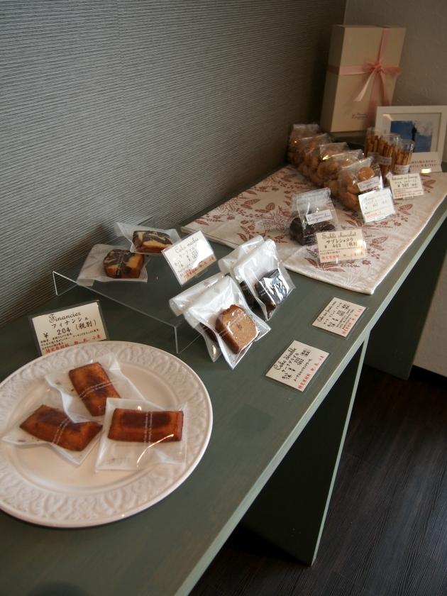 レジャンシック 焼き菓子棚2