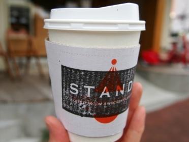 STAND コーヒー