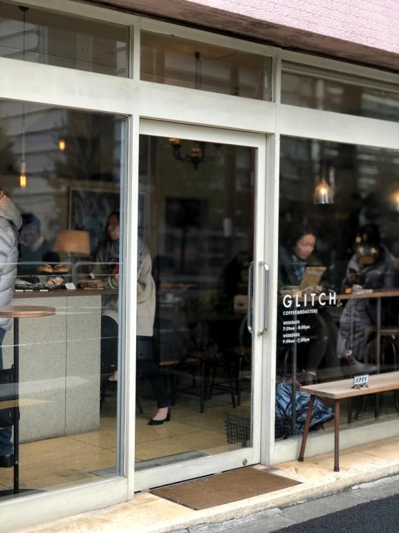グリッチコーヒー 店