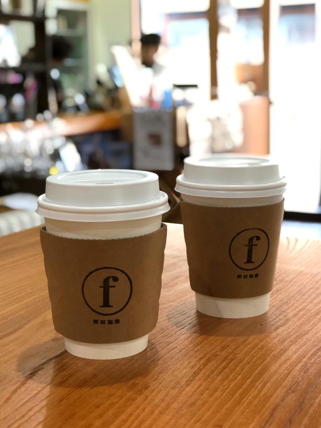 深田珈琲のコーヒー
