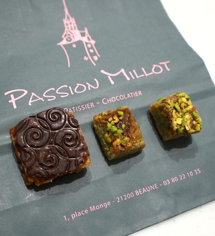 Passion Millot お菓子