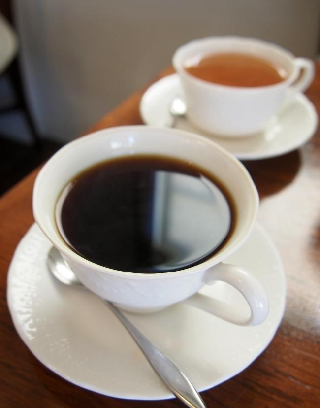 パリブレスト  コーヒー