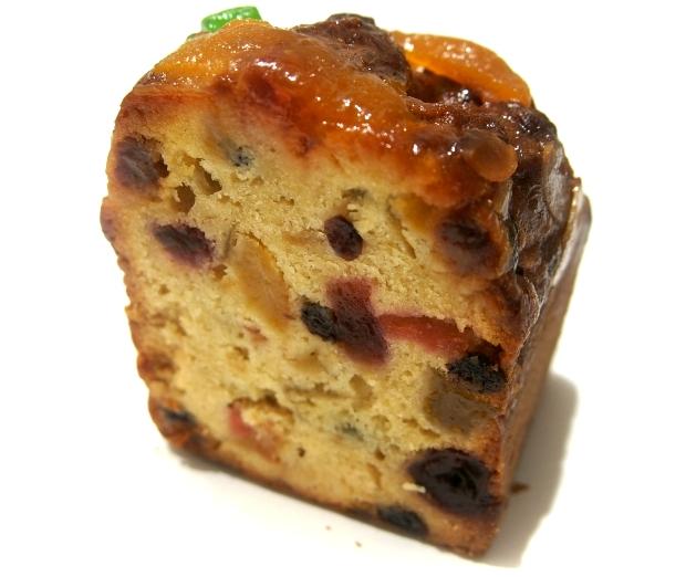 ピエールエルメ Cake aux Fruits 断面