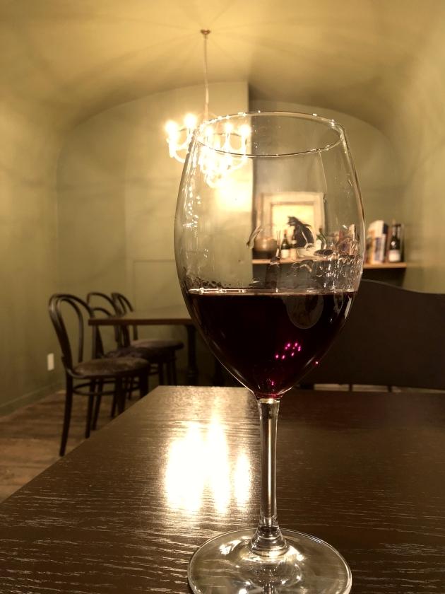 ビストロ・ラヴィ ワイン