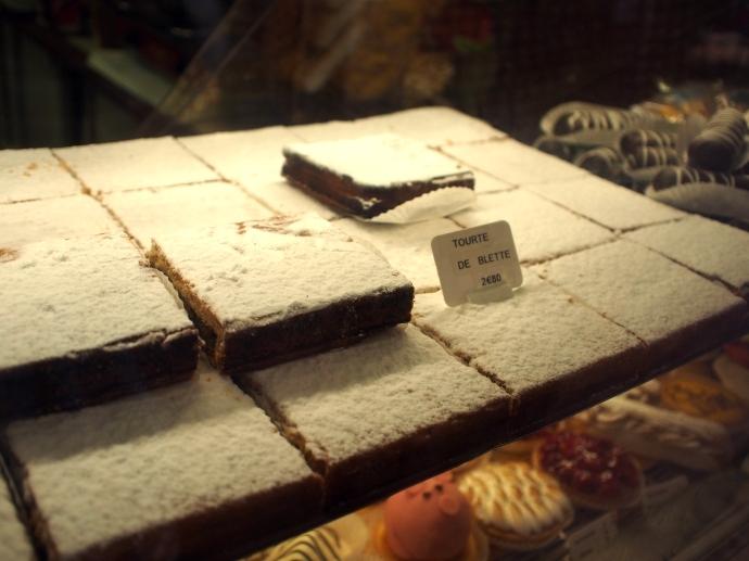 Boulangerie Du Palais Tourte de Blette