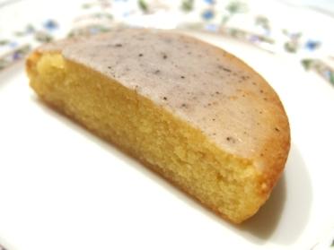 ジョルジュ・ラルニコル Gâteau nantais vanille