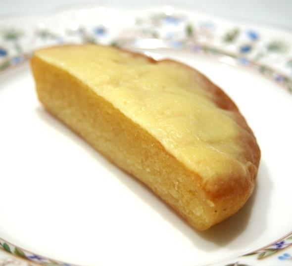 ジョルジュ・ラルニコル Gâteau nantais citron