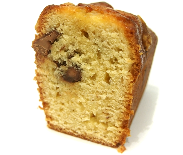 ブレシュクレ Cake aux amandes 断面